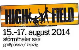HIGHFIELD FESTIVAL – Line-Up komplett!