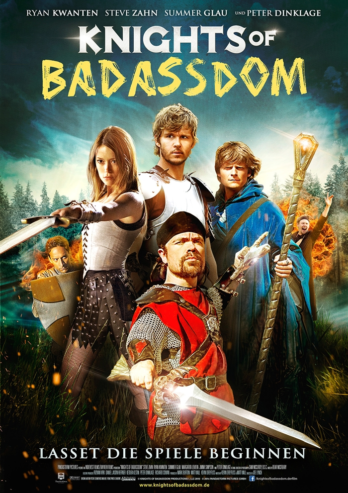 KNIGHTS OF BADASSDOM exklusive Kinovorstellungen am 18. August