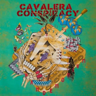 CAVALERA CONSPIRACY – Trackliste und Cover-Artwork zum neuen Album veröffentlicht