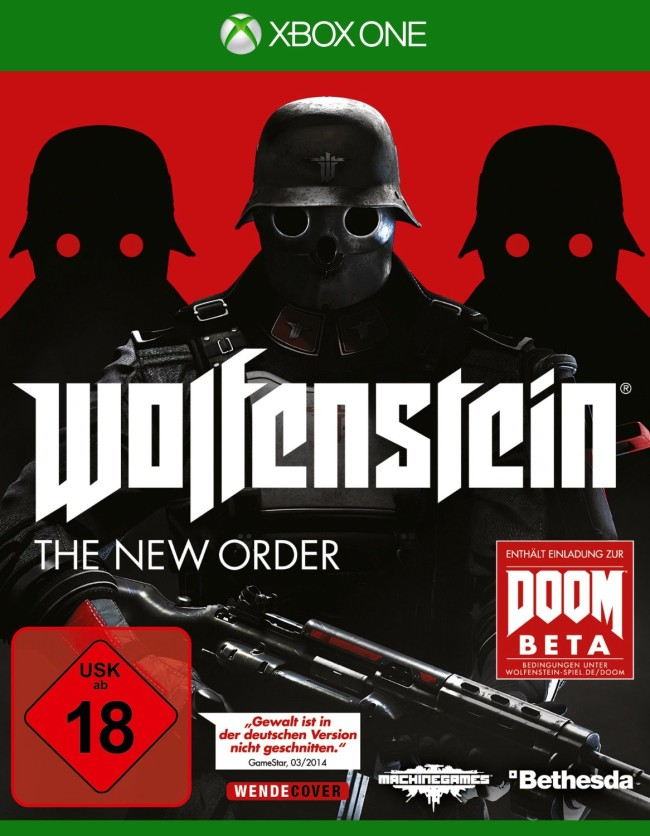 WOLFENSTEIN – THE NEW ORDER