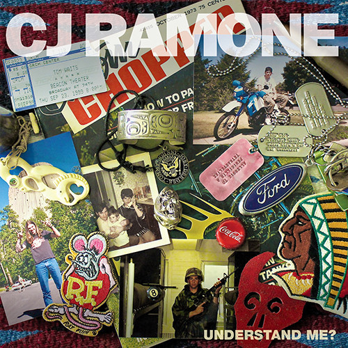 CJ RAMONE – Neues Album in den Startlöchern