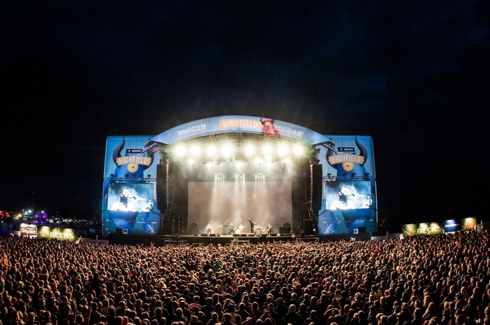HIGHFIELD 2014 – Festivalbericht