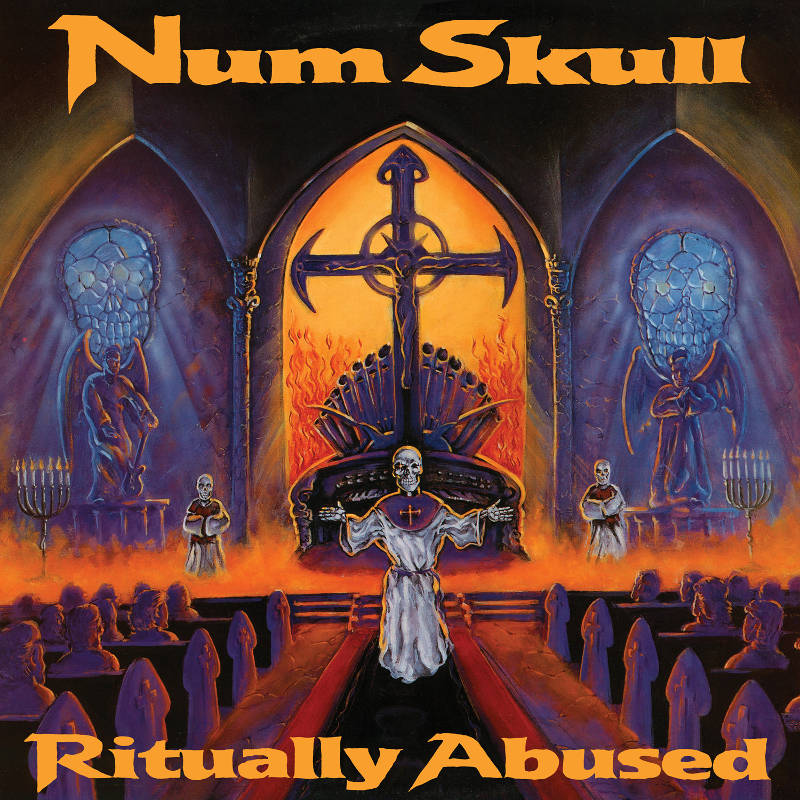 NUM SKULL – Ritually Abused