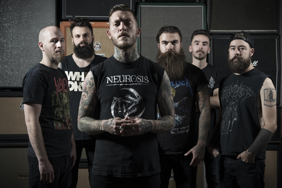 KROKODIL: Neuer Song, Debüt-Album im November, Tour mit Mastodon