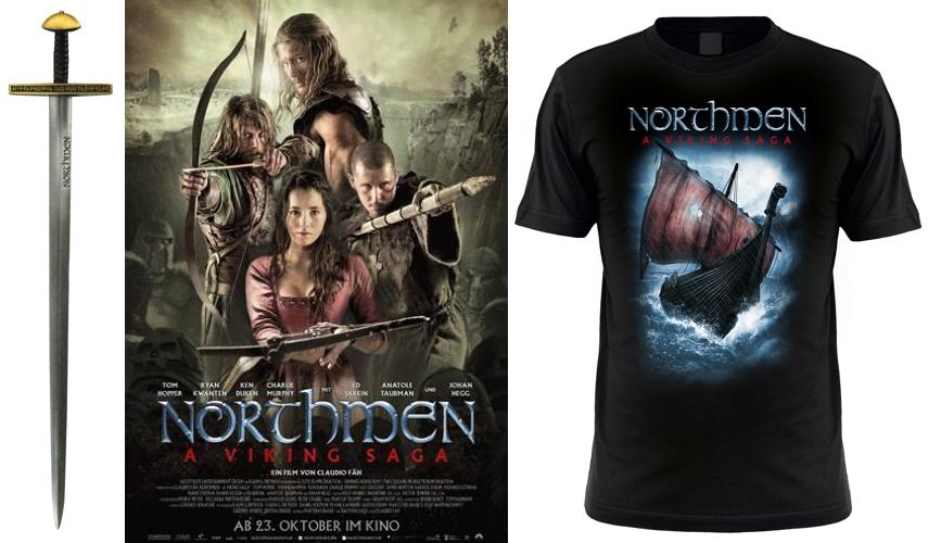 NORTHMEN – A VIKING SAGA: Verlosung zum Kinostart