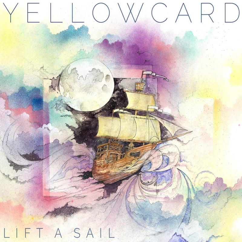 YELLOWCARD- Lift A Sail