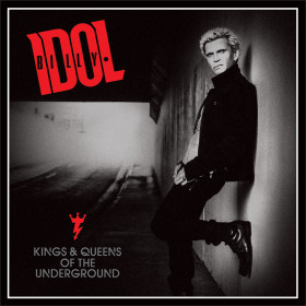 cover - billy idol - kings and queens