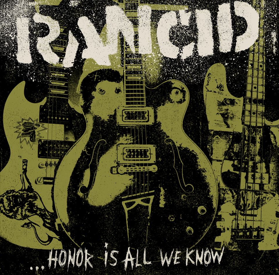 "RANCID – Neues Album ""…Honor Is All We Know"" mit 3-Song Video-Clip"