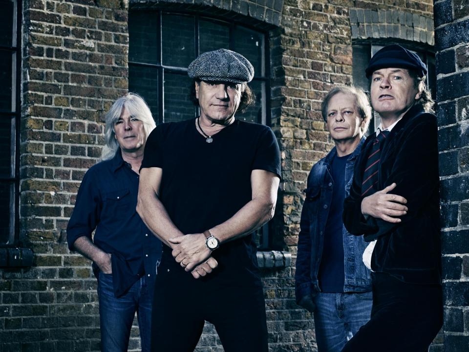AC:DC 2014 courtesy of Sony Music