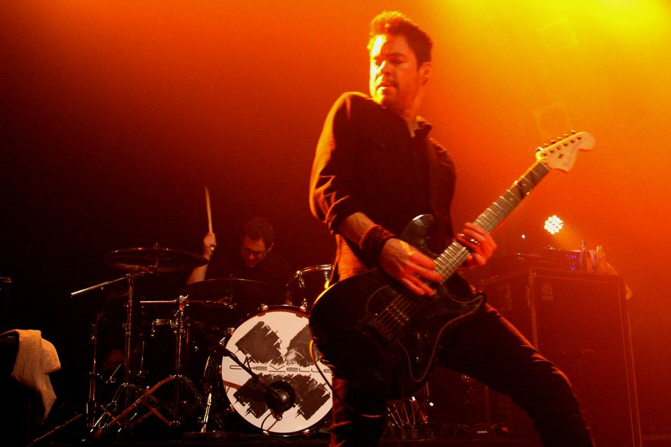 CHEVELLE, BLACK MAP, Hamburg, Knust, 06.11.2014