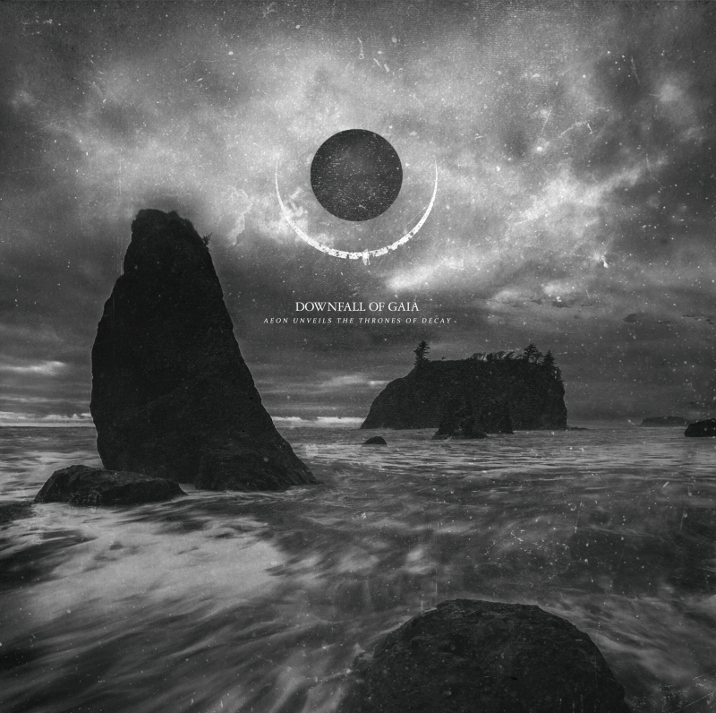 DOWNFALL OF GAIA – Aeons Unveils The Thrones Of Decay