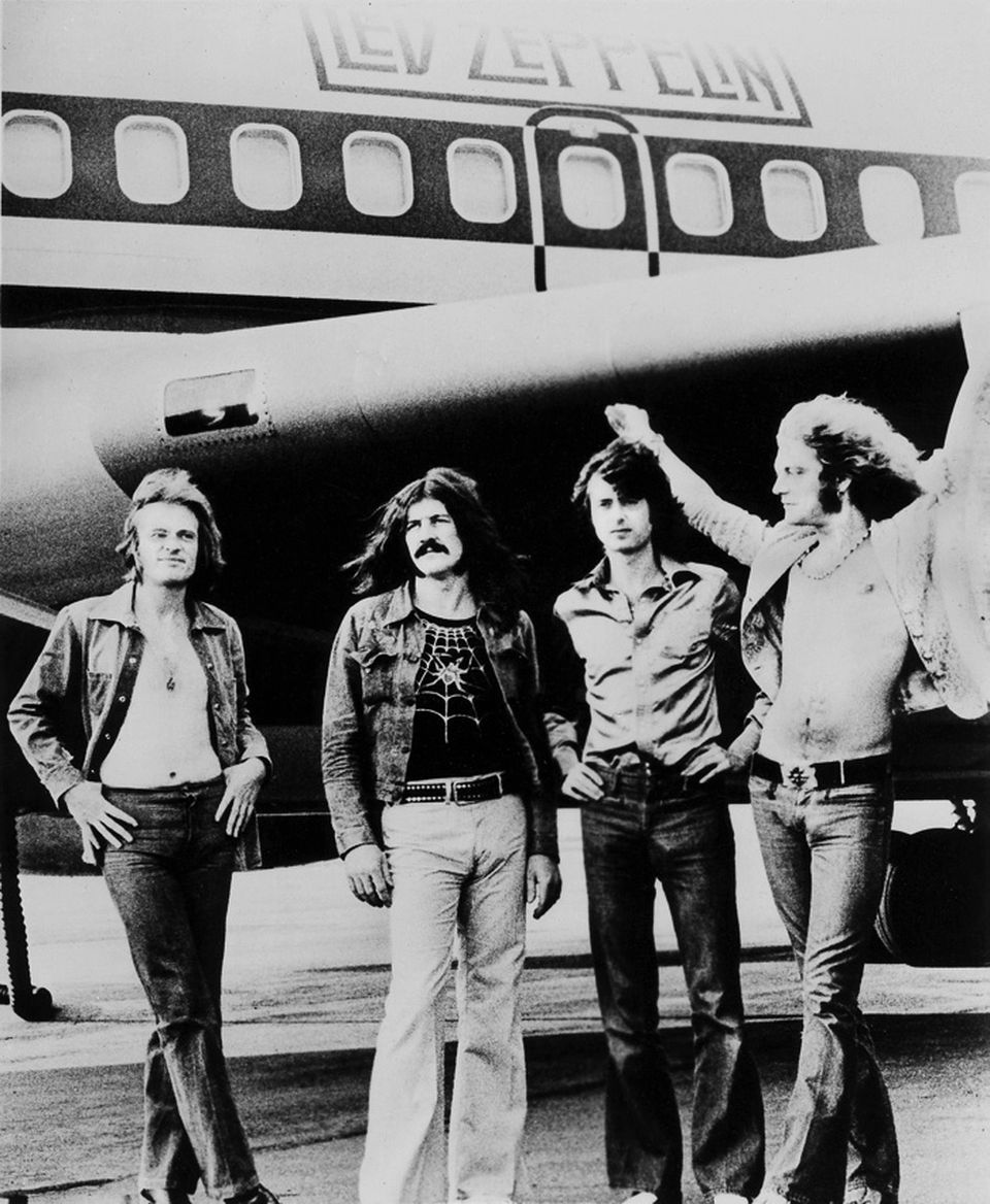 Led-Zeppelin-Bob-Gruen-Atlantic-Records