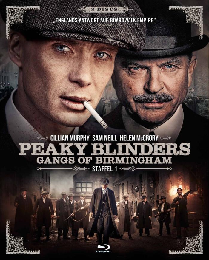 PEAKY BLINDERS – GANGS OF BIRMINGHAM, Staffel 1