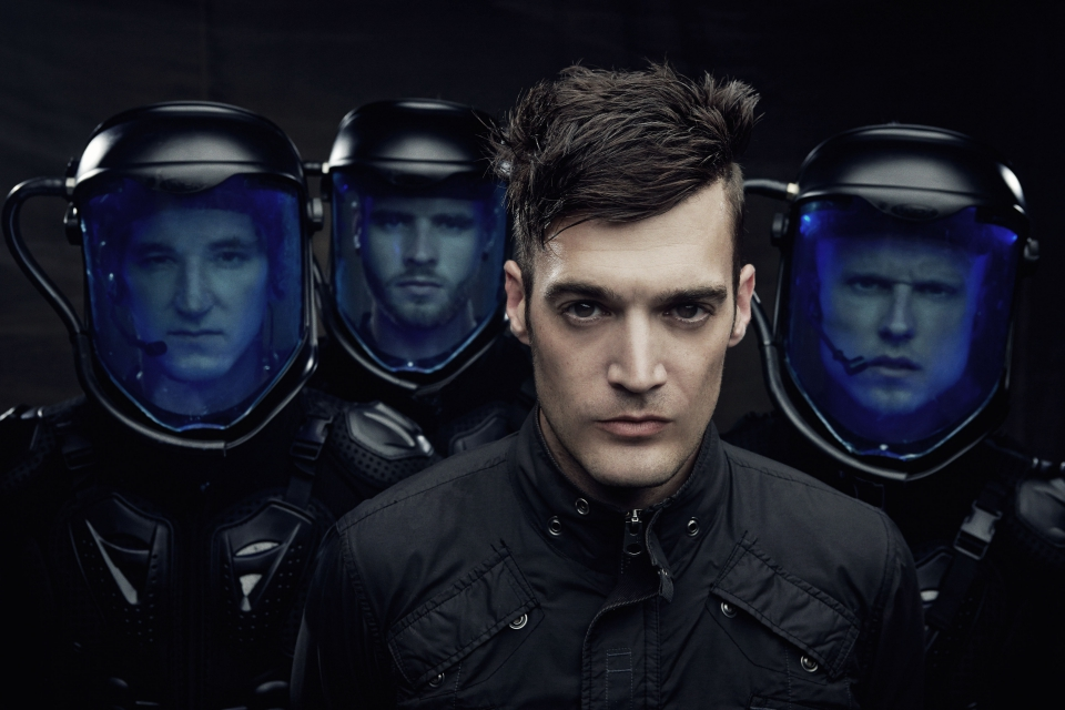 STARSET, FEARLESS VAMPIRE KILLERS , IN THIS MOMENT, Köln, Essigfabrik, 24.02.2015