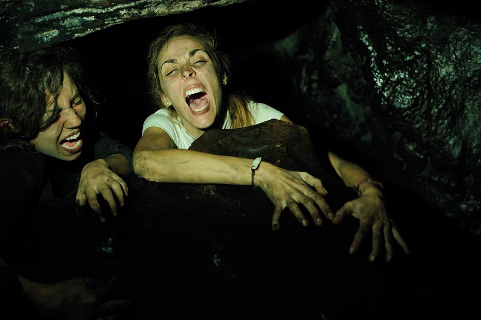 Szenenbild-Die Höhle