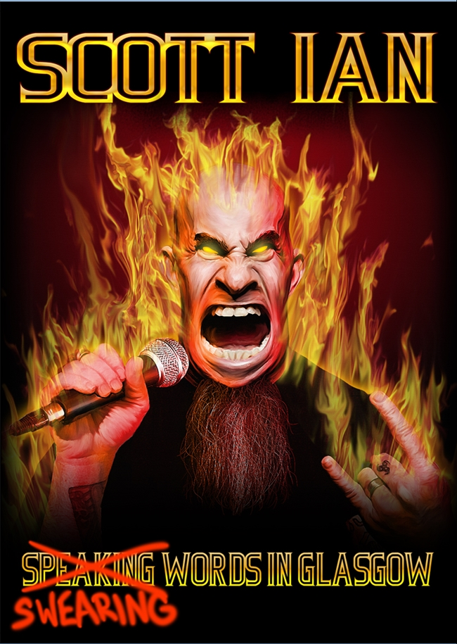 SCOTT IAN – Swearing Words In Glasgow