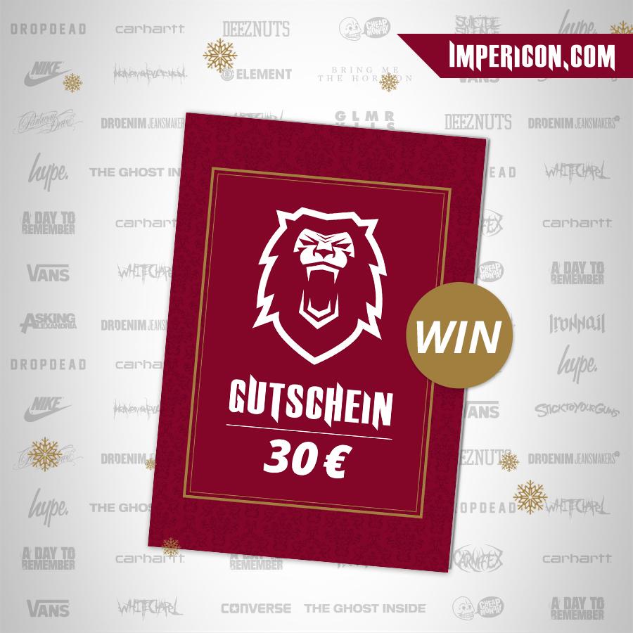 IMPERICON-Gutschein-Verlosung 2014!
