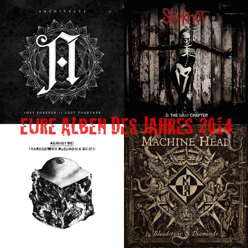 Alben des Jahres 2014
