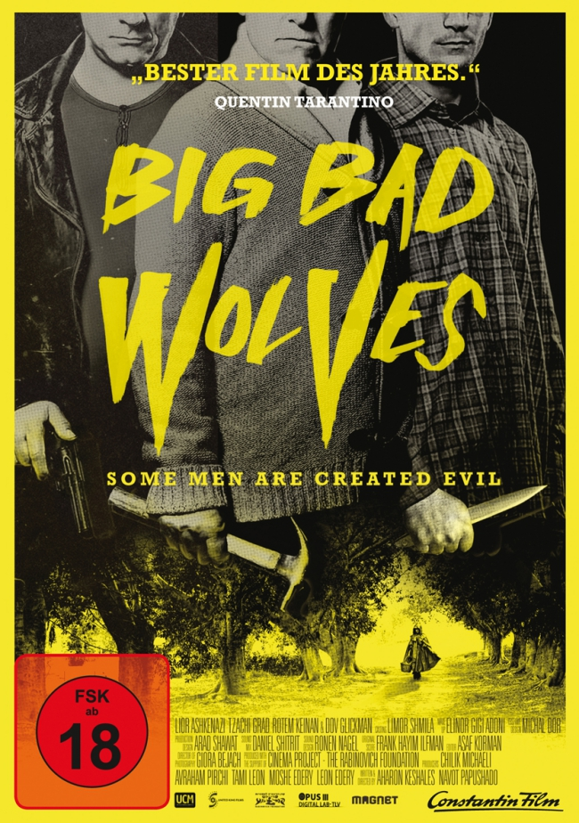 BIG BAD WOLVES-Bluray-Verlosung