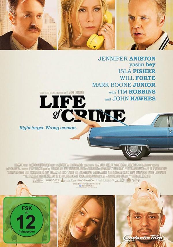 LIFE OF CRIME-Bluray-Verlosung