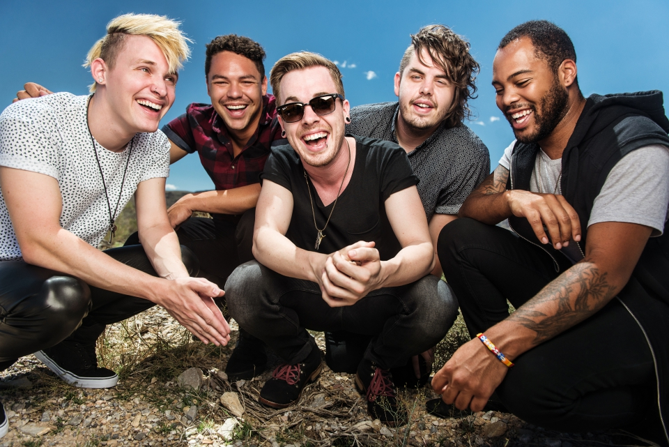 SET IT OFF – Interview, Stuttgart, Universum, 02.02.2015