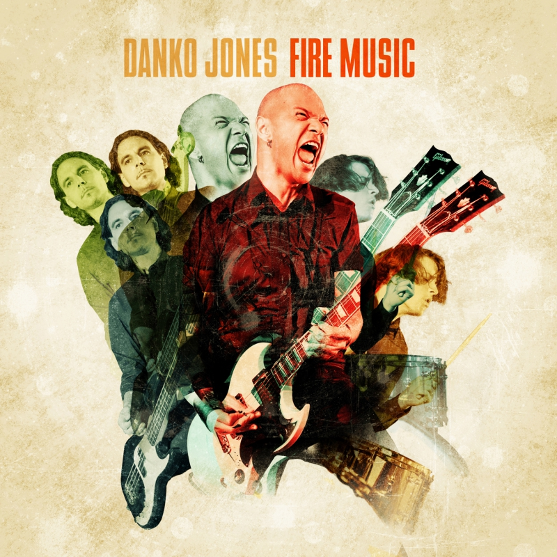 DANKO JONES – Fire Music