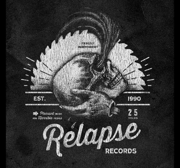 Kostenloser Monster-Sampler von RELAPSE RECORDS