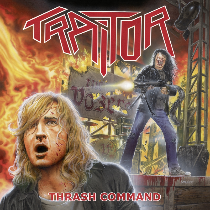 TRAITOR – Thrash Command