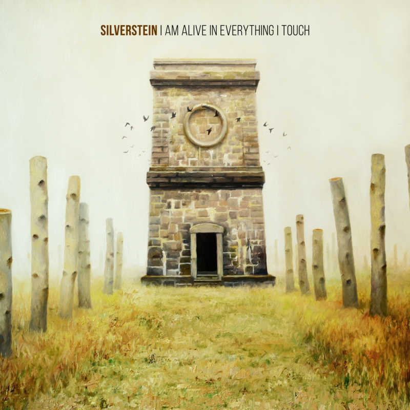 Cover-Silverstein I Am