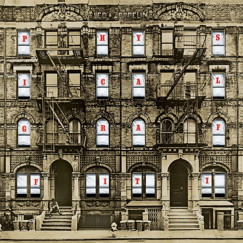 LED ZEPPELIN – Physical Graffiti (Remastered)