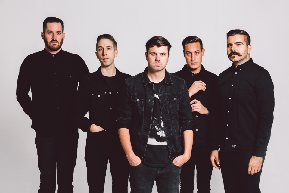 SILVERSTEIN-Interview, Berlin, Lido, 15.04.2015