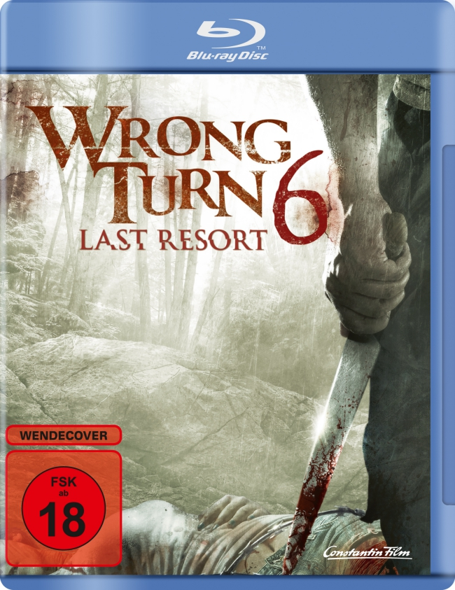 WRONG TURN 6: Last Resort (Unrated): Bluray-Verlosung!