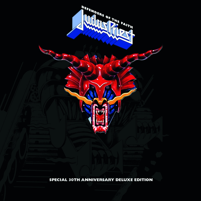 JUDAS PRIEST – Defenders Of The Faith – Special 30th Anniversary Edition