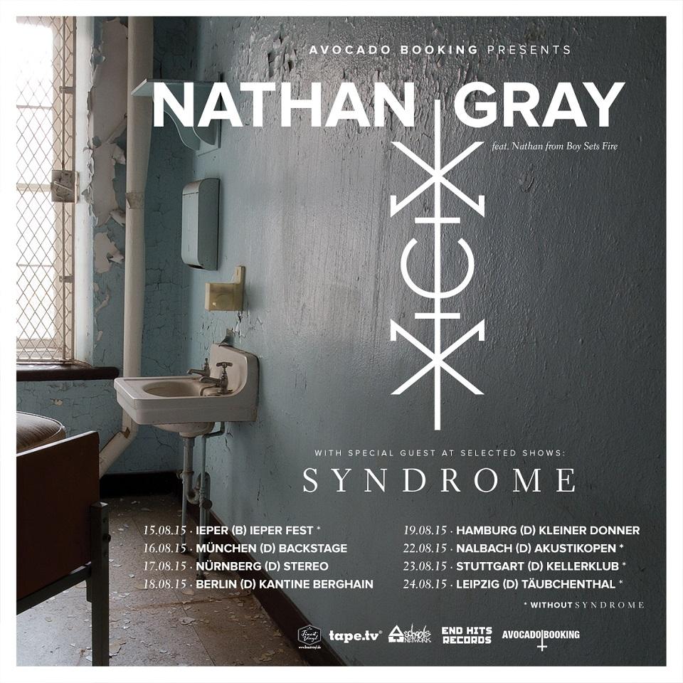 nathan gray tour