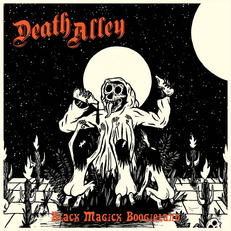 DEATH ALLEY – Black Magick Boogieland