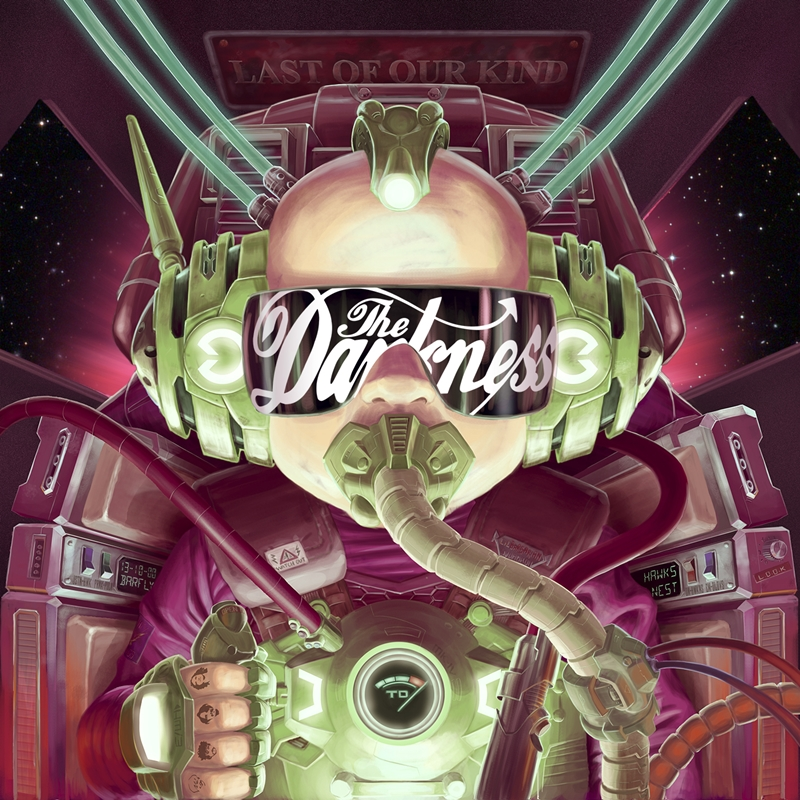 THE DARKNESS – Last Of Our Kind