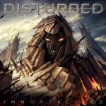 Disturbed - Immortalized (Album Cover)