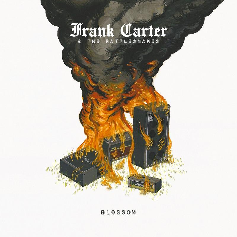 FRANK CARTER & THE RATTLESNAKES – Album am 28.08.2015