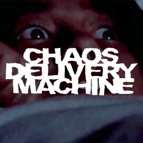 Chaos Delivery Machine_FRONTCOVER