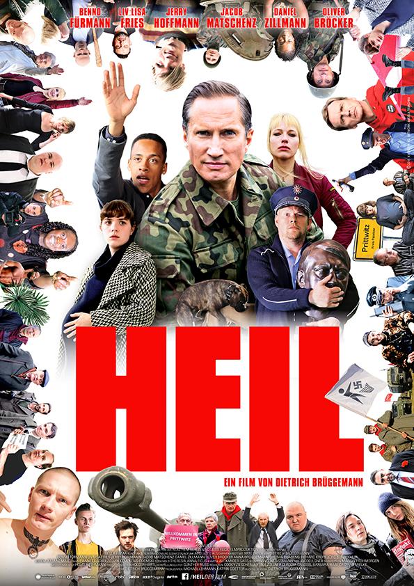 Verlosung zum Kinostart von HEIL (16.07.2015)