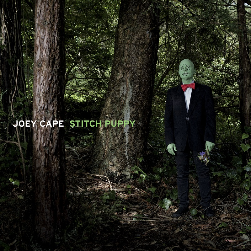 JOEY CAPE – Stitch Puppy