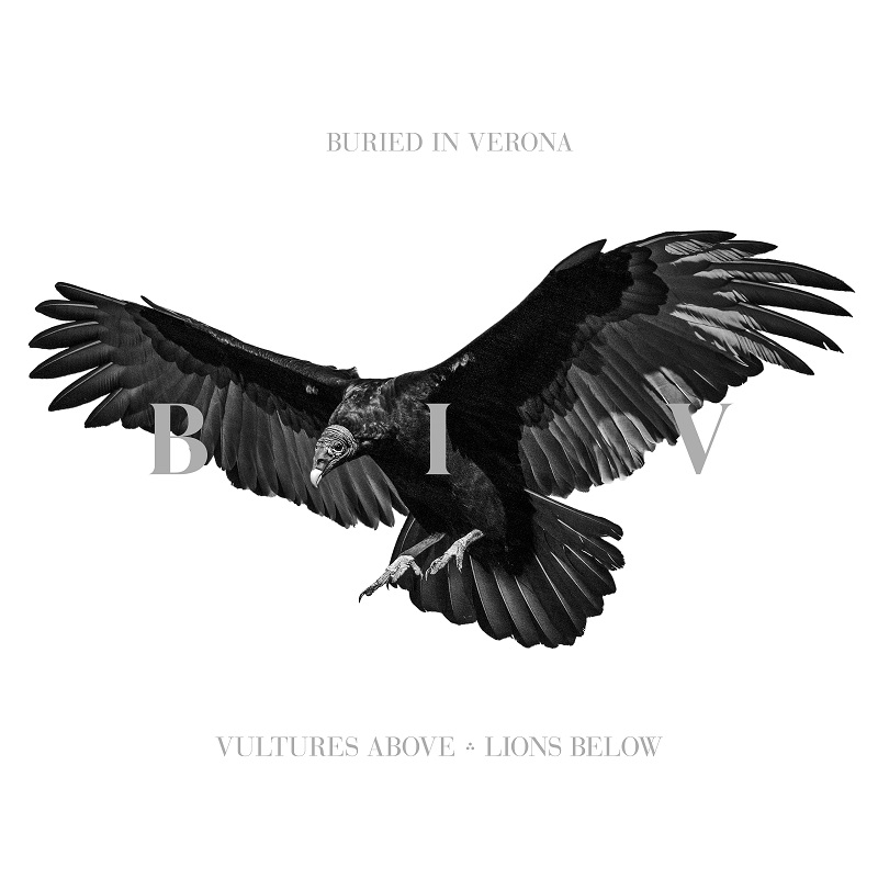 BURIED IN VERONA – Vultures Above Lions Below