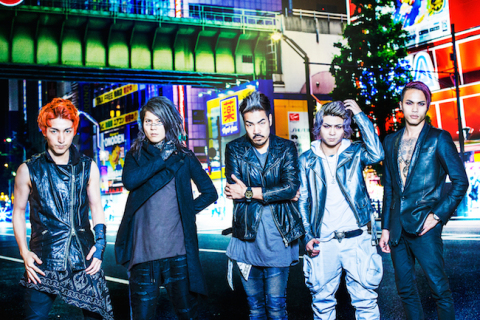 Crossfaith Band 2015 photp courtesy of unfd