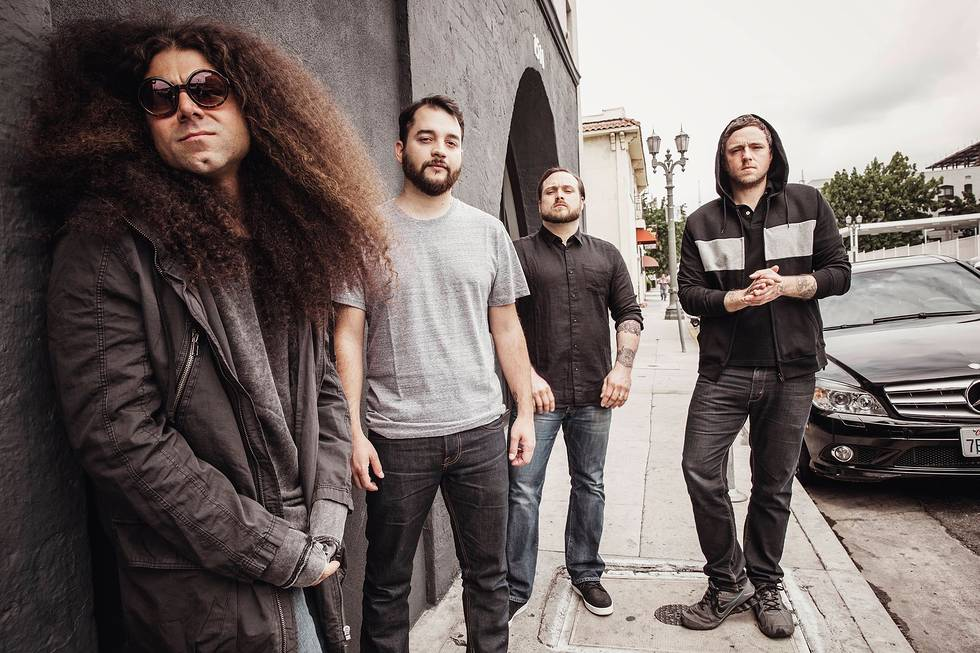 COHEED AND CAMBRIA Interview – Frankfurt, Batschkapp 18.08.2015