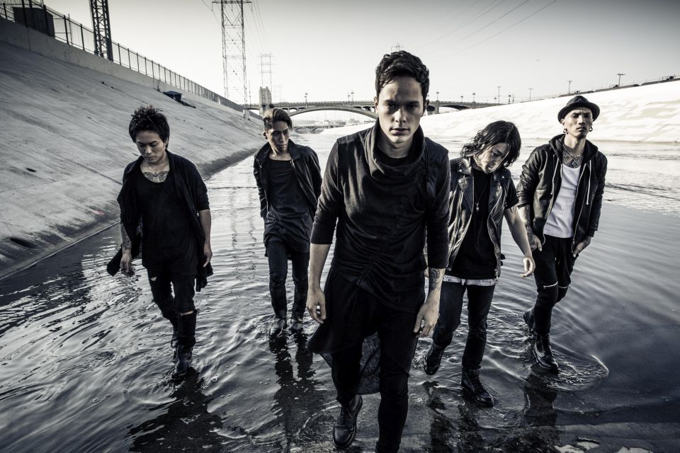 COLDRAIN-Interview – Hannover, Capitol, 01.11.2015
