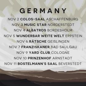 AMERICAN AQUARIUM-Tour 2015