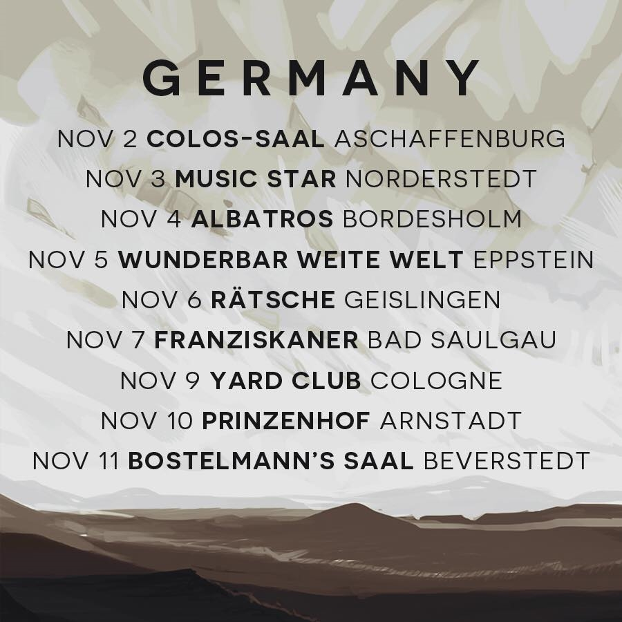 AMERICAN AQUARIUM, Köln, Yard Club, 09.11.2015