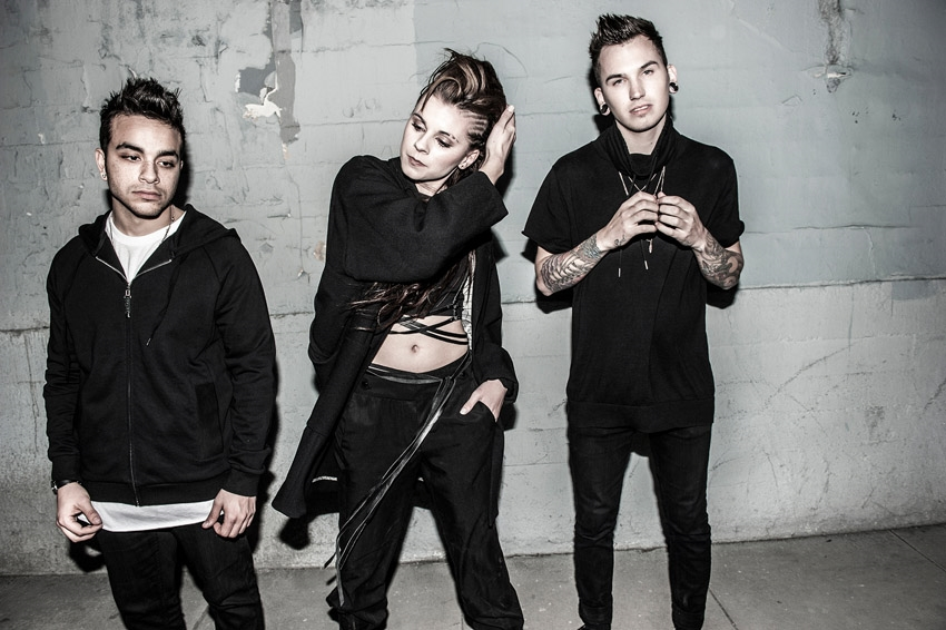 PVRIS: auf Tour mit Bring Me The Horizon / Headlinetour im April 2016