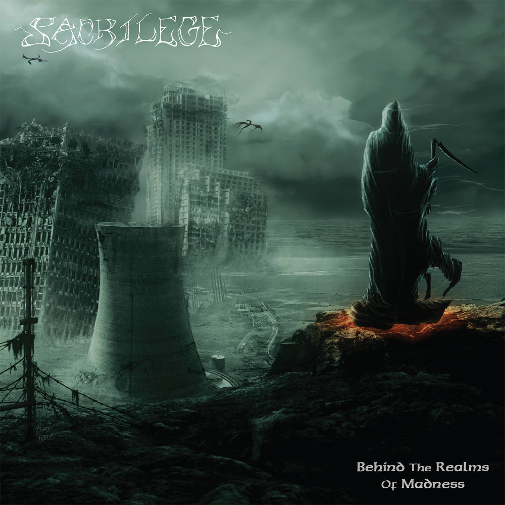SACRILEGE – Behind The Realms Of Madness