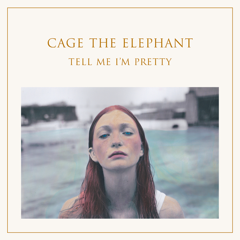 Cover - Cage the elephant - tell me i am pretty